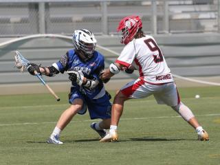 Boys Lacrosse: Middle Creek vs. Lake Norman (May 20, 2017)