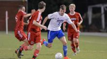 IMAGES: East-West All-Star Boys Soccer Game (July 22, 2014)