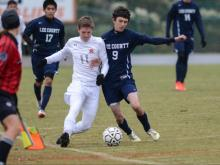 Boys Soccer: Lee County vs. Southern Lee (Nov. 1, 2014)