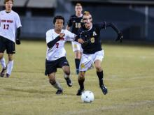 Boys Soccer: Apex vs. New Bern (Nov. 3, 2014)