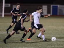 Boys Soccer: Chapel Hill vs. Cedar Ridge (Sept. 21, 2015)