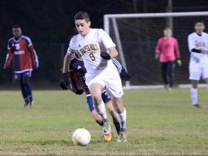Boys Soccer: Terry Sanford vs Chapel Hill (Nov. 15, 2016)