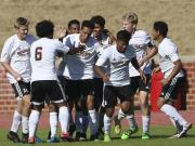 Boys' soccer: Wallace-Rose Hill 3, Bishop McGuiness 1