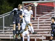 Boys Soccer: Green Hope vs. Porter Ridge (Nov. 19, 2016)