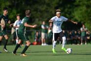 Boys Soccer: West Johnston vs. South Johnston (Aug. 14, 2017)