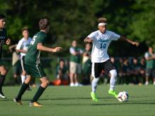 Boys Soccer: West Johnston vs. South Johnston (Aug. 14, 2017)