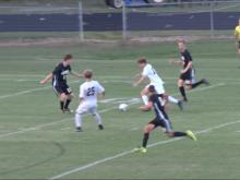 Andrew Rossetti adds second goal for Broughton against Apex