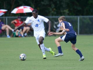 Boys Soccer: Community School of Davidson vs. Raleigh Charter (A