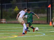Boys Soccer: Leesville Road vs. Cardinal Gibbons (Sept. 11, 2017