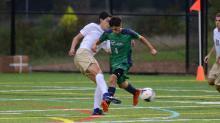 IMAGES: Boys Soccer: Leesville Road vs. Cardinal Gibbons (Sept. 11, 2017)