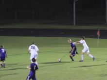 Broughton's Than Zin Oo scores on rebound against Middle Creek