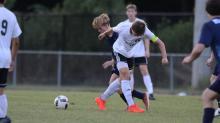 IMAGES: Boys Soccer: Millbrook vs. Enloe (Sept. 13, 2017)