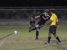 Boys Soccer: Enloe vs. Broughton (Sept. 18, 2017)