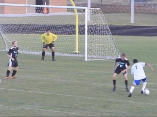 Highlights: Garner vs. West Johnston boys soccer