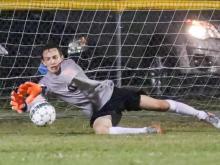 Boys Soccer: Grays Creek vs. Pine Forest (Sept. 20, 2017)