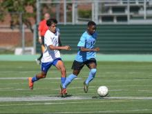Boys Soccer: East Wake vs. Panther Creek (Sept. 23, 2017)
