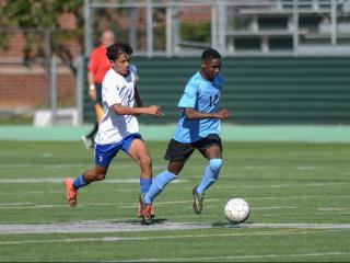 Boys Soccer: East Wake vs. Panther Creek (Sept. 23, 2017)
