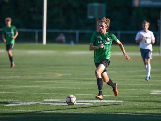 Boys Soccer: Green Hope vs. Knightdale (Sept. 23, 2017)