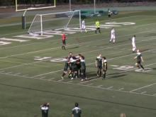 Nick Brassington scores in 1st minute for Cardinal Gibbons