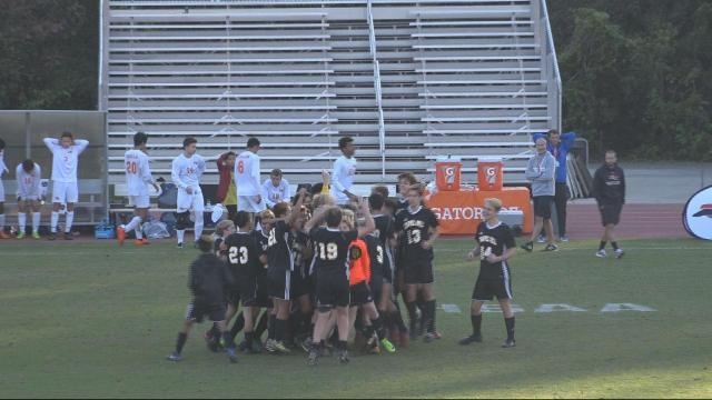 Highlights Chapel Hill Repeats As Soccer Champions With Win Over