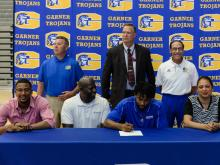 Signing Day: Garner High School 2017