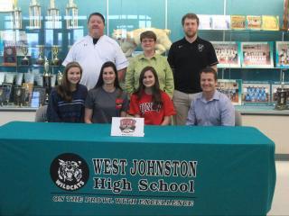 West Johnston recruit