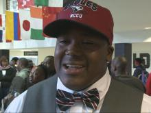Edwards will stay local at NC Central