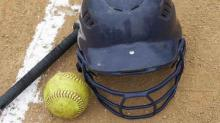 Softball Stock Image