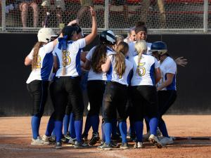 Softball: 1A Game 3: North Stanly vs Princeton (June 4, 2016)