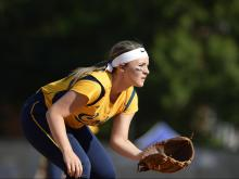 Softball: Cape Fear vs. North Davidson, Game 1 (June 2, 2017)