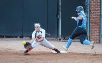 Softball: Orange vs. Piedmont, Game 1 (June 2, 2017)