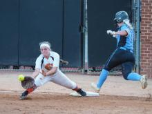 NCHSAA 3A Softball State Championship Game 1 - June 2, 2017 at N
