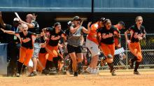 IMAGE: North Davidson sweeps Cape Fear to claim 4A softball state title