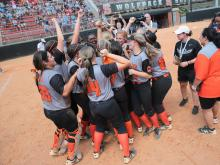 Softball: Orange vs. Piedmont (June 3, 2017)