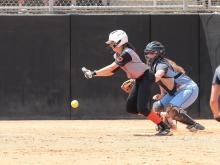 Softball: Orange vs. Piedmont (June 3, 2017)