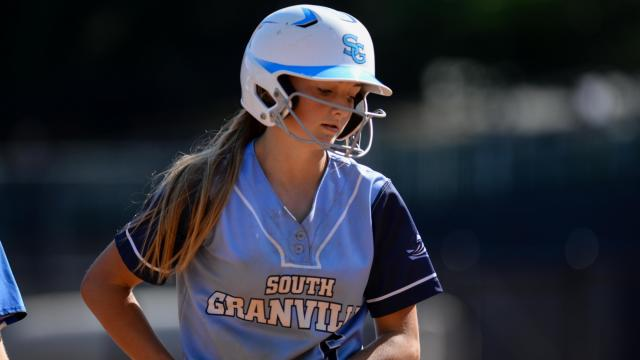 Softball: South Granville vs Parkwood (Game 3)
