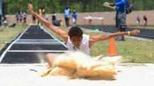IMAGES: 4-A Mideast Regional Track & Field Championships (May 14, 2016)