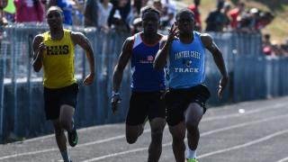 Bojangles Apex Lions Relays, April 22, 2017 - Apex High School