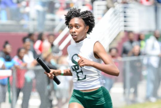 The NCHSAA 4-A Mideast Regionals were held at Green Hope High School on Saturday, May 13, 2017. (Photo By: Beth Jewell/HighSchoolOT.com)