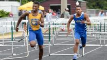IMAGES: 4A Mideast Track & Field Championship (May 13, 2017)
