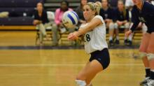 IMAGES: Volleyball: Leesville Road vs. Broughton (Oct. 21, 2014)
