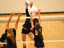 Volleyball: D.H. Conley vs. Broughton (Oct. 23, 2014)
