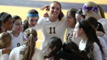 IMAGES: Broughton volleyball drops Hoggard to reach first regional final