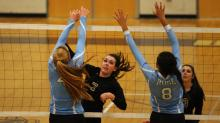 IMAGES: Volleyball: J.H. Rose vs. Broughton (Oct. 28, 2014)