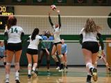JH Rose High School vs Cardinal Gibbons High School - Girls Voll