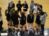 Volleyball: Panther Creek vs Broughton (Oct. 27, 2016)