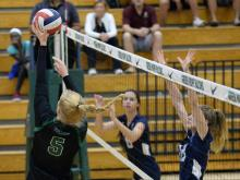 Volleyball: Hoggard vs Green Hope (Oct. 29, 2016)