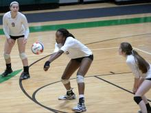 Volleyball: Broughton vs Cardinal Gibbons (Oct. 29, 2016)