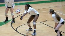 IMAGES: Volleyball: Broughton vs. Cardinal Gibbons (Oct. 29, 2016)