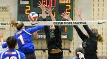 IMAGES: Volleyball: Person vs. Green Hope (Nov. 1, 2016)